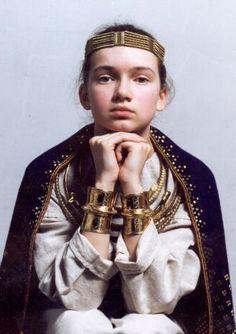 Ancient Latvian ethnographic jewelry. #Latvia #Baltic #ethnic