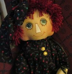 Some of my Prim Folk Art Doll