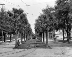 Jacksonville, early 1900s
