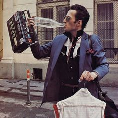 Joe Strummer, English punk rock singer/songwriter [The Clash]