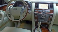 Review: 2015 Infiniti QX80 is a behemoth loaded with luxury