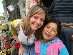 """We have the opportunity to live as though we believe lives are equally sacred. We get to be part of this."" - Shannan Martin #CompassionBlogger #Ecuador"