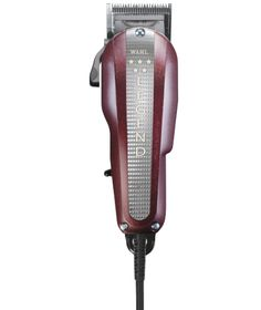 """5 Star Legend. Equipped with the new """"crunch"""" blade technology, this clipper has deeper teeth and a longer throwing lever for a smooth precise cut. #Wahl #5Star #Legend #Clippers"""