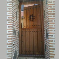 Puertas rusticas Ancar-Caraldiaz                                                                                                                                                      Más