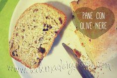"""Oggi vi propongo una ricetta da fare con la MdP, un po' insolita ma, credetemi, molto, molto buona: la ricetta del Pane alla Birra e Olive Nere, un pane dal gusto irresistibile, morbido, con una mollica molto simile al pane che si """"Prosegui la lettura ..."""""""