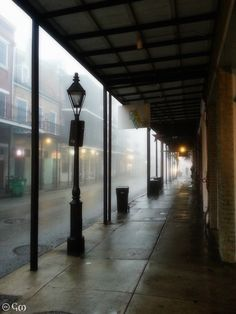 My Life in the Quarter: Decatur Street, Early Morning | New Orleans Sites and Sights