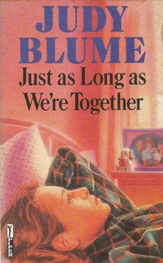 Just as Long as We're Together by Judy Blume (Paperback, for sale online Young Adult Fiction, Book Worms, Good Books, Nostalgia, Writer, Memories, Reading, Ebay, Childhood