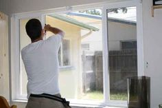 Step-by-step instructions for removing window film