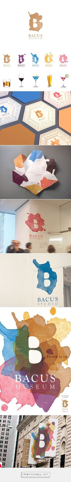 BACUS MUSEUM on Behance | Fivestar Branding – Design and Branding Agency & Inspiration Gallery