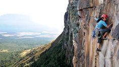 Patagonia Rock Climbing Ambassador Brittany Griffith