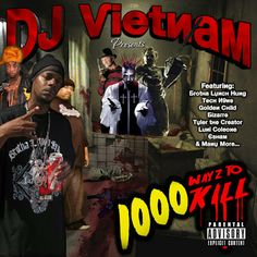 1000 Wayz To Kill ~ Hip Hop Empire Mixtapes