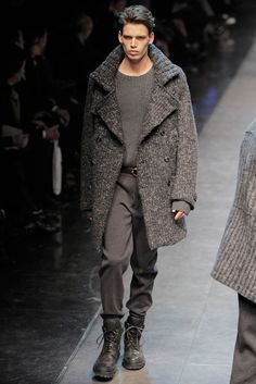 Dolce & Gabbana Fall 2010 Menswear - Collection - Gallery - Style.com