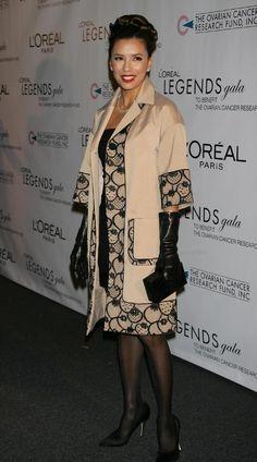 Eva Longoria, Kimono Top