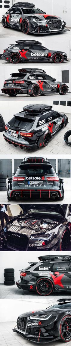 Cool Audi 2017: Awesome Audi 2017: Audi RS6 DTMStertman...  Bangin' wagin'ses Check more at cars... Car24 - World Bayers