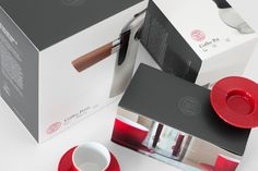 The Good Store on Behance
