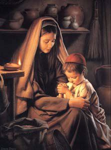 Mary Did You Know...perhaps Jesus at the age when the Wise Men came to visit.