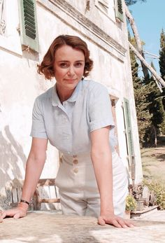 The Durrells In Corfu, Film Icon, Eccentric Style, 30s Fashion, British Actresses, Vintage Glamour, Costume Design, Girl Crushes, Rachael Stirling
