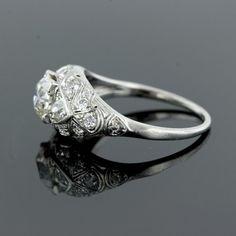 Antique Wedding Ring ♥ Vintage Wedding Ring  - Weddbook