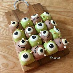 Japanese Milk Bread, Japanese Sweets, Cute Snacks, Cute Desserts, Kawaii Cooking, Bread Shaping, Kawaii Dessert, Cute Buns, Marshmallow