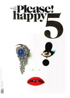 Please magazine - The birthday issue