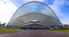 Gare de Liège-Guillemins | Santiago Calatrava 2009