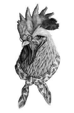 rooster head gentlemen - Поиск в Google
