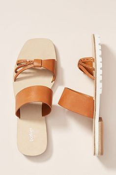 Botkier Moira Sport Sandals by in Yellow Size: at Anthropologie Bling Sandals, Sport Sandals, Lace Up Sandals, Gladiator Sandals, Leather Sandals, Baby Girl Shoes, Girls Shoes, Shoes Women, Women Sandals