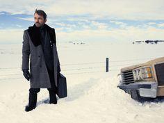 #FARGO -- Pictured: Billy Bob Thornton as Lorne Malvo -- CR: FX/Matthias Clamer