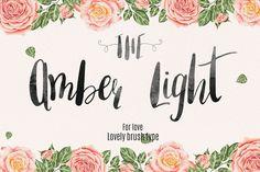 The Amber Light from FontBundles.net