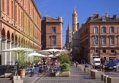 Vivre en France et à Toulouse - ISAE - International
