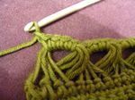broomstick lace stitch