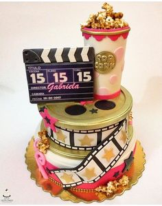 Hollywood Cake, Children, Cakes, Souvenirs, Fiestas, Movies, Young Children, Boys, Kids