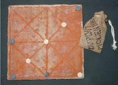 A qué jugaban en Pompeya (A qué jugaban los romanos)