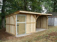 1000 ideas about cabanon en bois on pinterest cabanon jardin en bois and wood. Black Bedroom Furniture Sets. Home Design Ideas