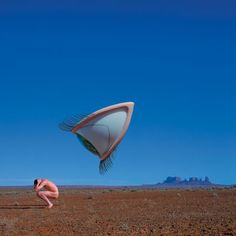 Cover ups: Storm Thorgerson's iconic album artwork – in pictures | Art and design | The Guardian