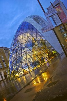 Eindhoven by yznfzn, via Flickr
