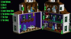 """Lego runs this great site call CUUSOO where people can post their ideas for sets, and if they receive enough votes they will consider obtaining a license to make it! So far Back to the Future & Ghostbusters have both been made from this site....so Mason """"NeverBrick"""" Betterly is attempting to get a Haunted Mansion set made! Head over here NOW and VOTE for Walt Disney Presents: The Haunted Mansion"""