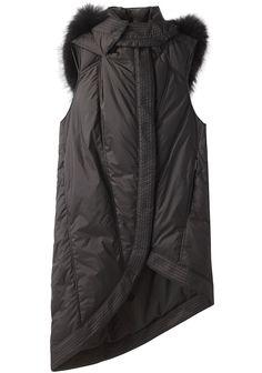 Helmut / Puffer Hooded Vest