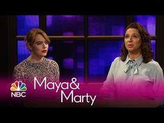 Maya & Marty - Call Your Girlfriend (Episode Highlight) - Emma Stone Style
