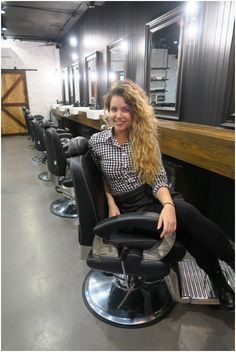 252 Best Lady Hairdressers images in 2020 iBarbersi