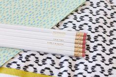 engraved pencils | zoella.co.uk