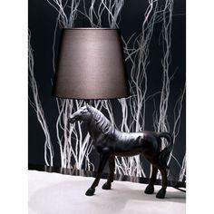Coppola Table Lamp Black