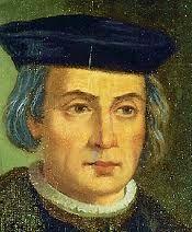 1) Christophe Colomb a eu deux fils :    Diego Colomb né en 1479 sur l'île de Porto Santo - mort le 23 février 1526 à Montalbán  et    Fernand Colomb  né le 15 août 1488 à Cordoue et mort à Séville le 12 juillet 1539 est le second fils de Christophe Colomb
