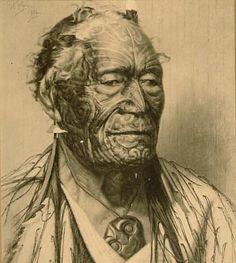 Maori Tattoo - Tamaiti Waka Nene