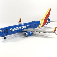 LEGO IDEAS - Southwest 737-800