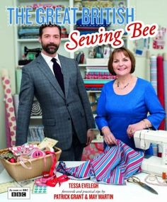 Supplies, techniques and projects featured in The Great British Sewing Bee