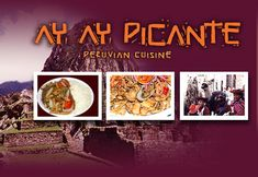 Enjoy a taste of Peru at Ay Ay Picante, Peruvian Cuisine. Since my return to Chicago, this has hit the spot for great lunch and dinner time socials. Peruvian Restaurant, Peruvian Cuisine, Peruvian Recipes, Albany Park, Latin American Food, Steak And Seafood, Chicago Restaurants, Places To Eat, Street Food