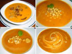 Ať se jí říká rajská nebo rajčatová polévka, z čerstvých rajčat je vždy výtečná | | MAKOVÁ PANENKA