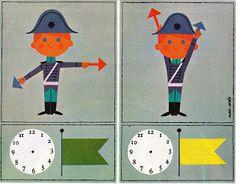 telling the time Alain Grée