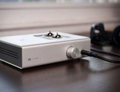 6-watt tube driven headphone amp.